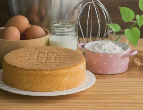 I trucchi per un pan di Spagna soffice, alto e delizioso