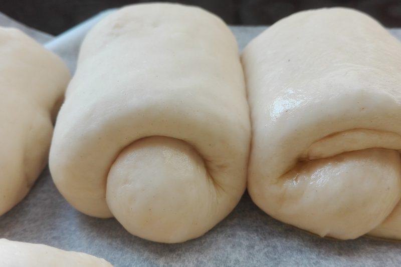 Come formare i panini all'olio