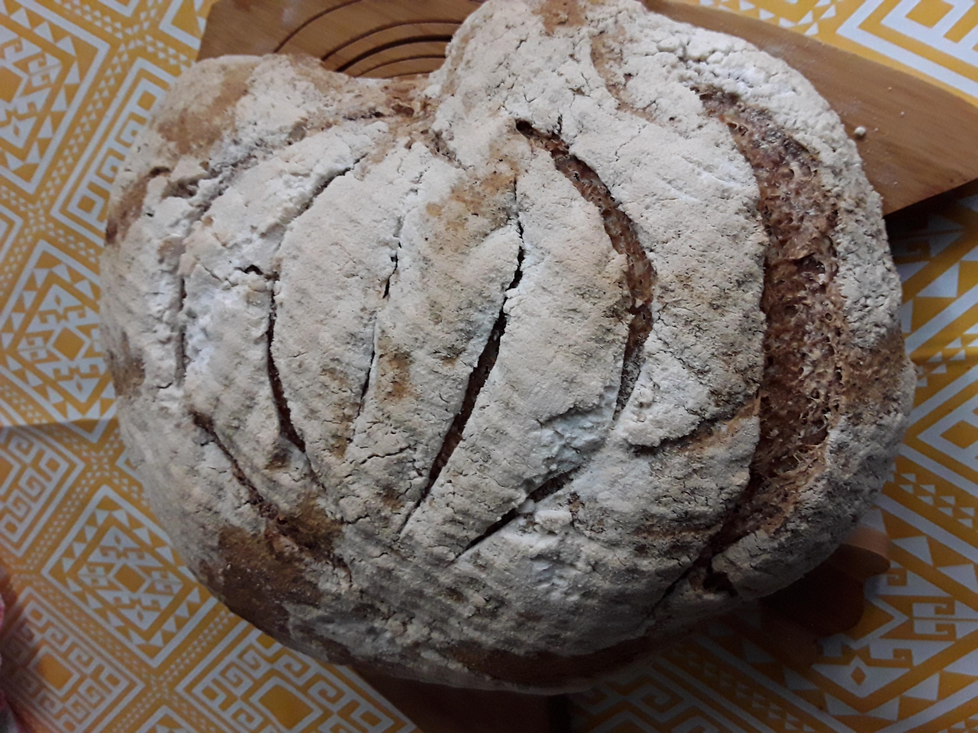 Come formare il pane