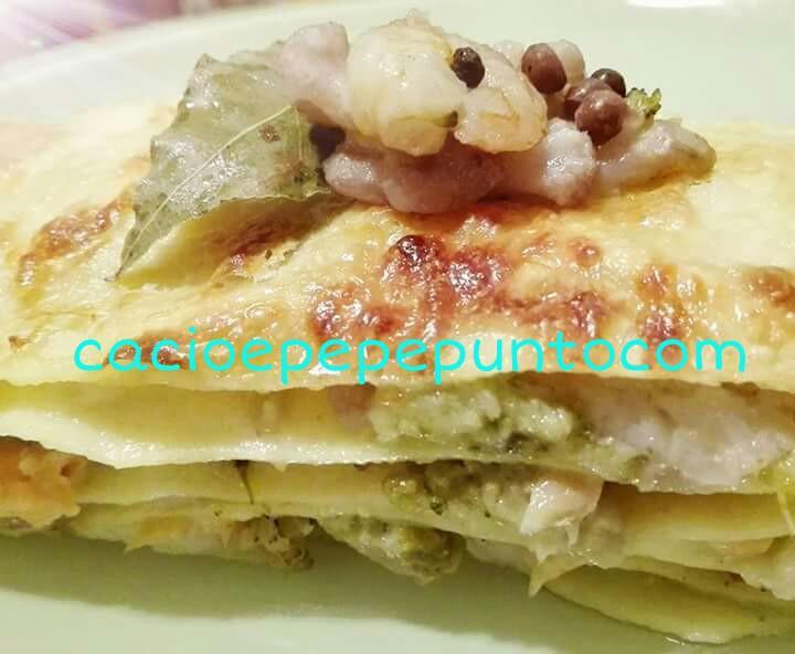 lasagne mare-orto