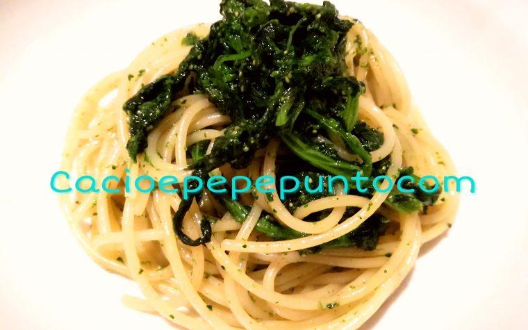 Spaghetti all'ortica