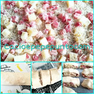 Panini napoletani con lievito madre e margarina