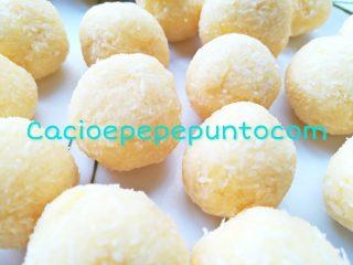 Crocchette di patate e cocco