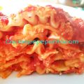 Lasagna riccia napoletana