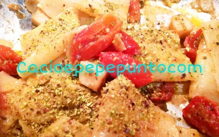 Totani al pistacchio