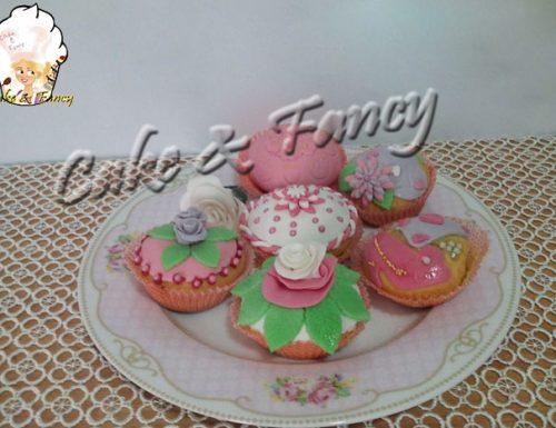 Cupcake all' arancia