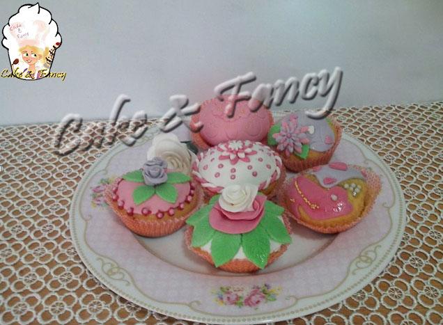Cupcake all'arancia