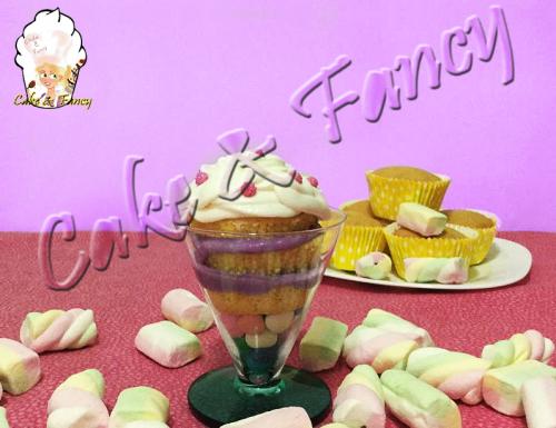 Cupcake in tazza