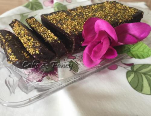 Mattonella golosa al cioccolato