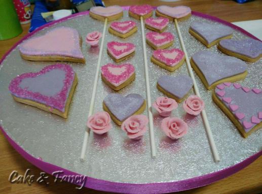 decorazioni torta cake e fancy
