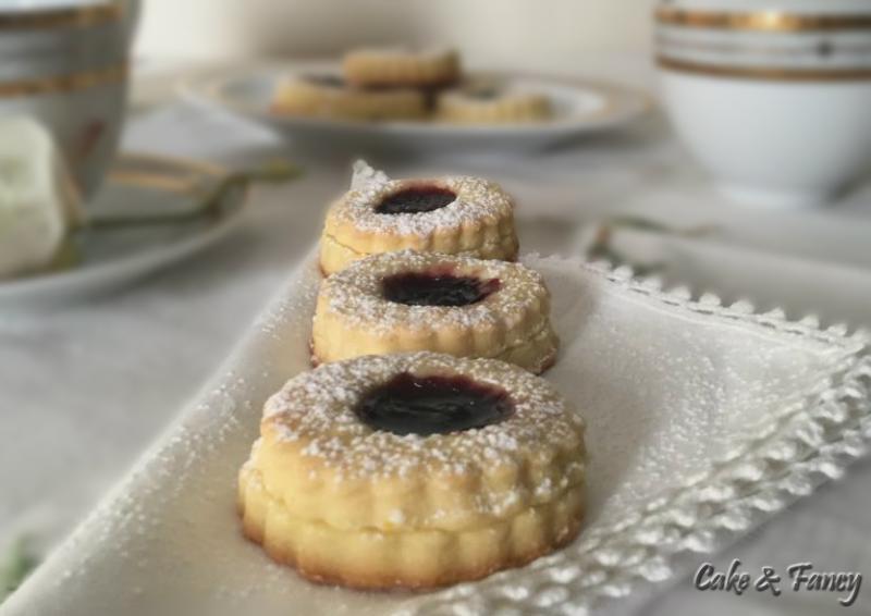 Biscotti morbidi Cake & Fancy