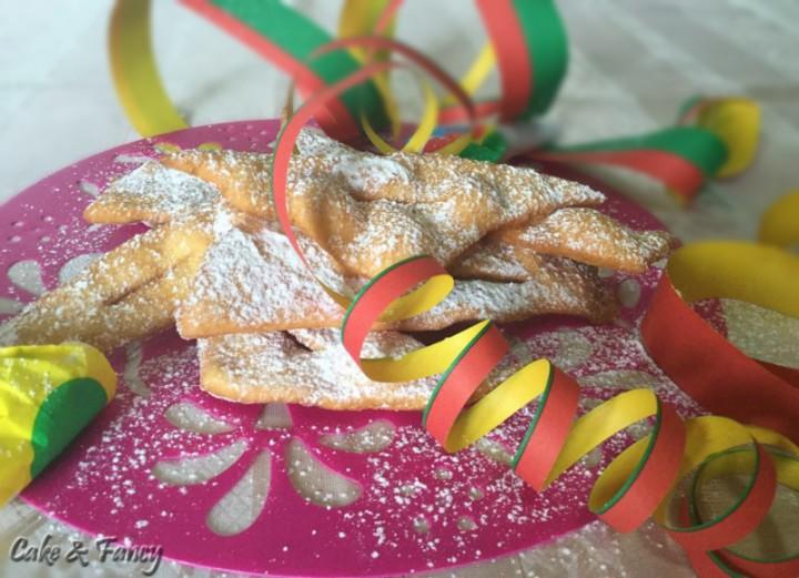Cenci di carnevale Cake & Fancy