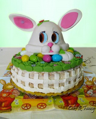 Torta Pasquale Cake & Fancy