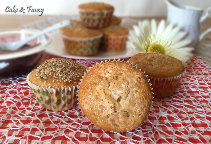 Muffin integrali Cake & Fancy