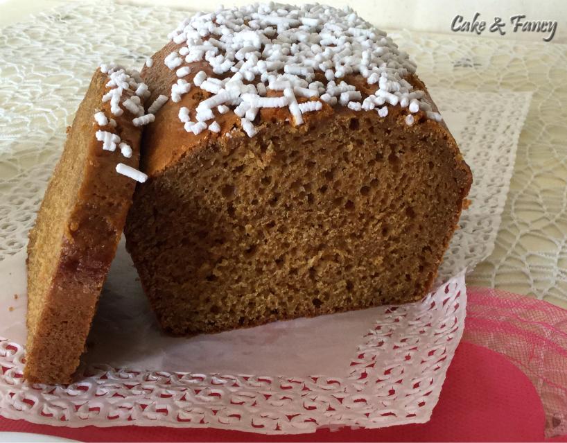 plumcake integrale e ricotta C & F