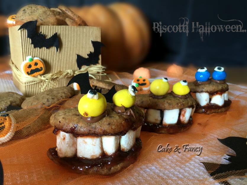 Biscotti-nocciole-cioccolato-halloween