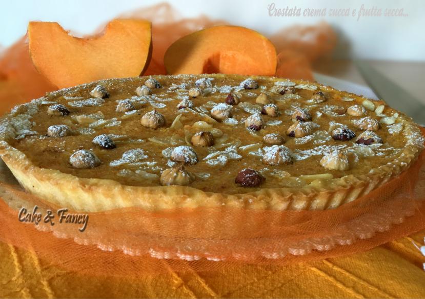 Crostata-crema-zucca-e-frutta-secca