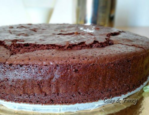 Ricetta mud cake cioccolato fondente