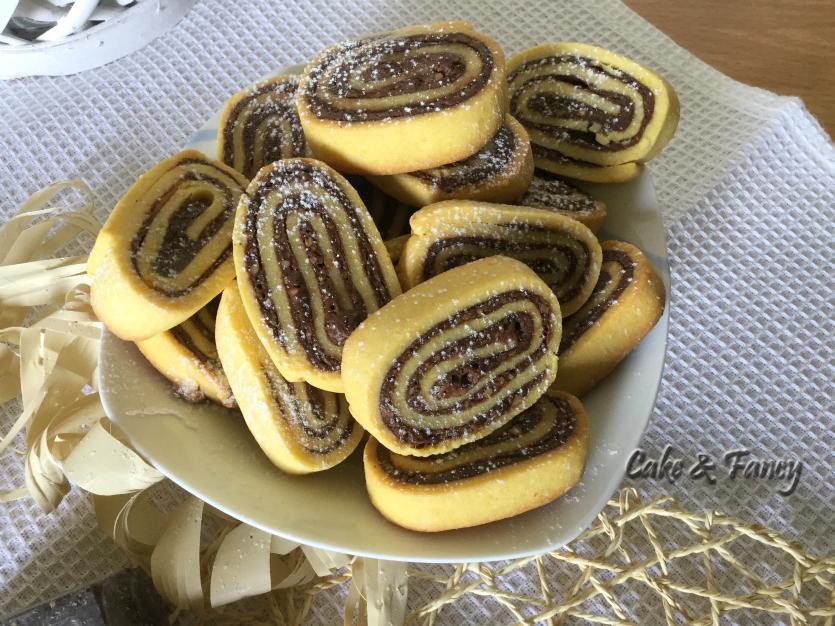 Biscotti girelle Cake & Fancy