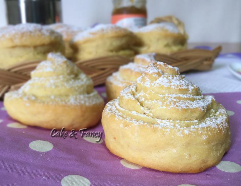 Panini dolci a spirale Cake & Fancy