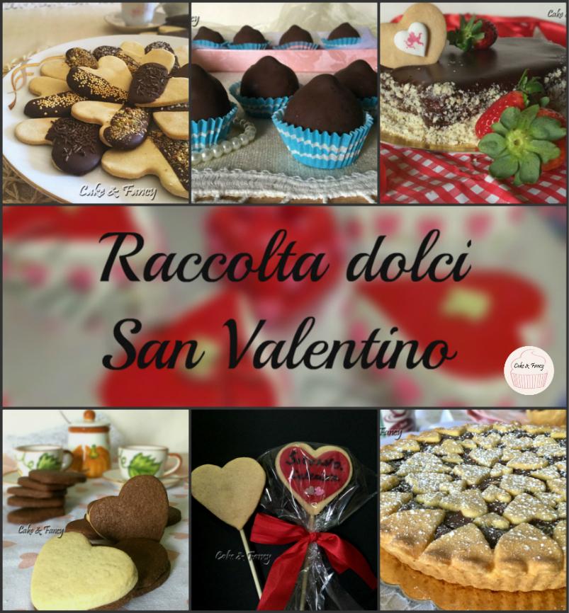 Raccolta dolci San Valentino