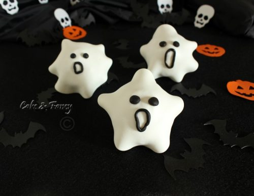 Muffin Halloween – ricetta per fantasmini