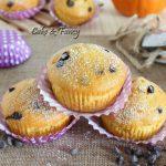Muffin alla zucca e vaniglia