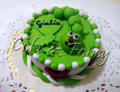 Torta Bruco