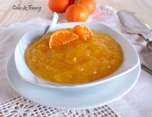 """Crema al mandarino """"facile da fare"""""""