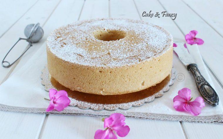 Angel Cake – Ciambellone soffice