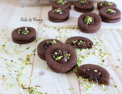 Biscotti cacao e crema nocciola