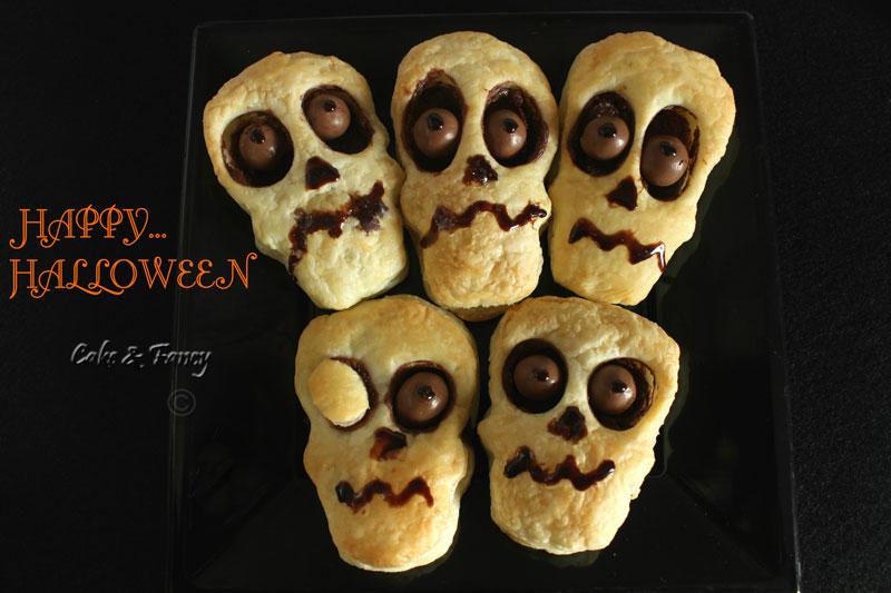 Dolcetti Teschio Halloween