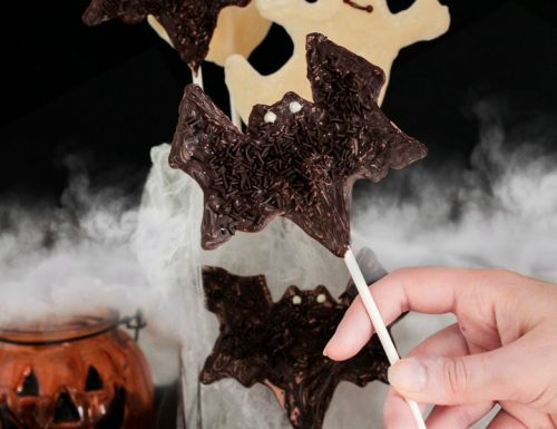 Fantasmi e pipistrelli di cioccolato