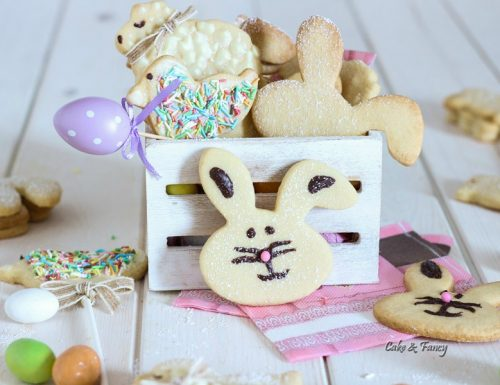 Biscotti di Pasqua facili