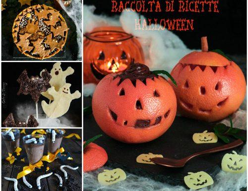 Halloween raccolta di ricette