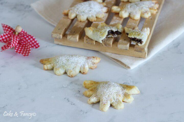 Biscotti cioccolato e ricotta
