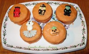 mini cake per halloween per i più piccoli