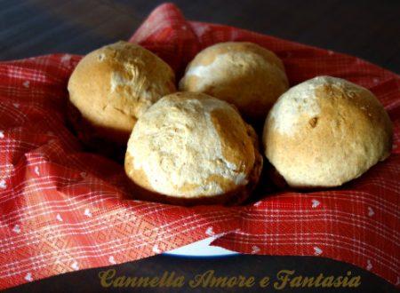 Panini al Farro in soli 5 minuti…!!