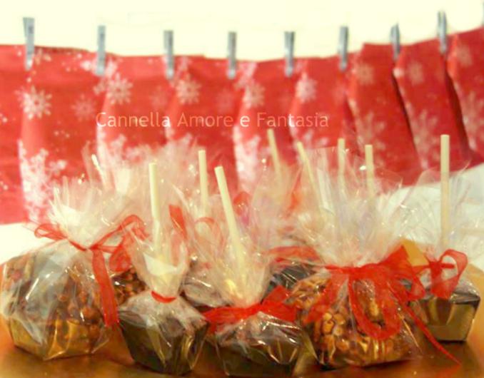 Creiamo insieme il calendario dell'avvento – ricetta passo dopo passo con i cioccolattini natalizi
