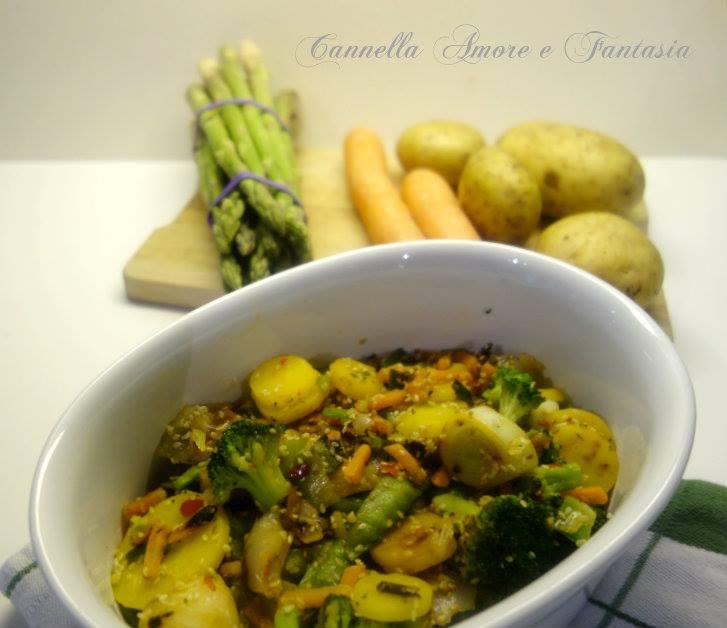verdure al sesamo la giusta 2