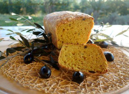 Pane Siciliano alle olive ricetta di famiglia