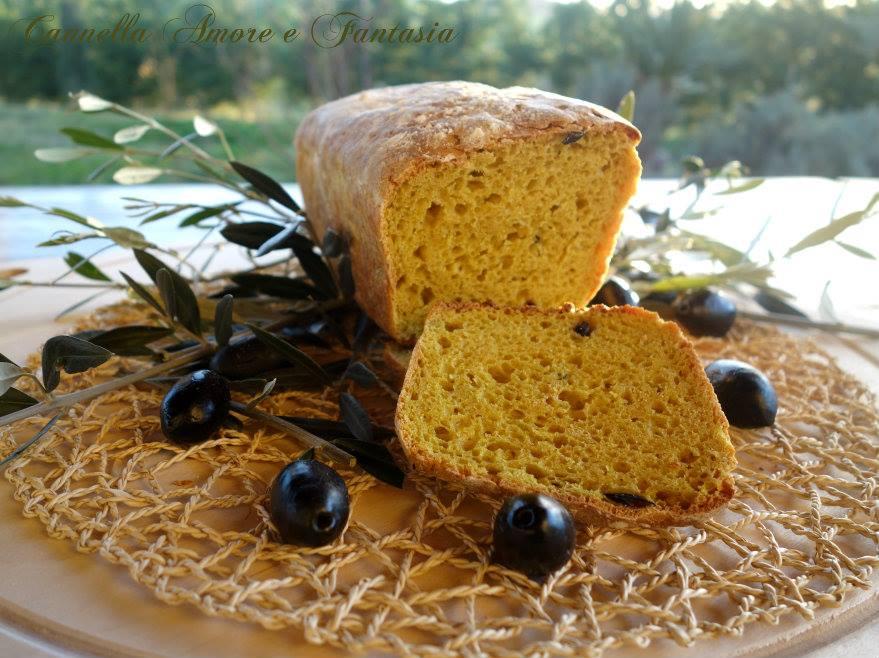 pane siciliano con le olive la giusta 2