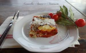 lasagne integrali con ricotta la giusta