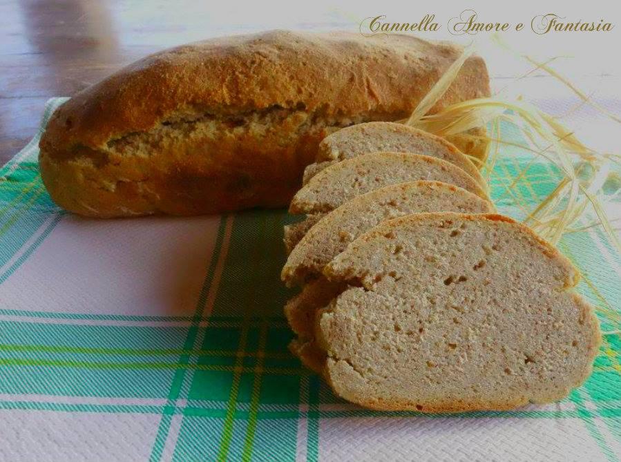 Pane integrale con zucchero Muscovado