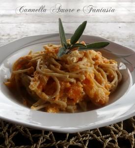 spaghetti ricotta e zucca 2 la giusta