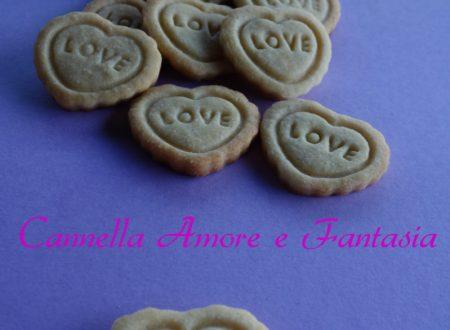 Biscotti di kamut per la festa della mamma