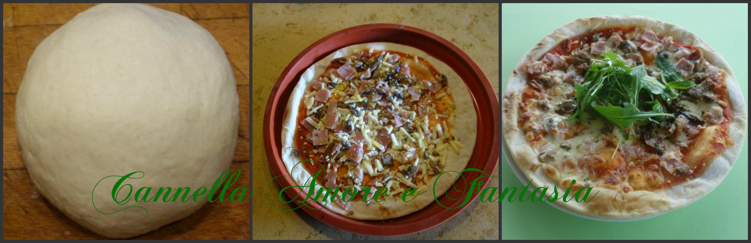Collage finito pizza gluten free