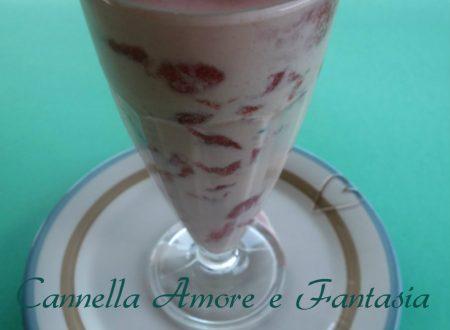 Anguria allo yogurt drenante e dissetante