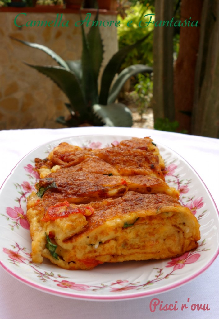 Frittata-siciliana-o-Pisci-rovu