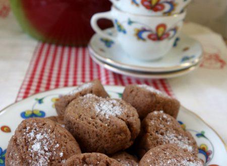 Biscotti del nonno orzo e cacao